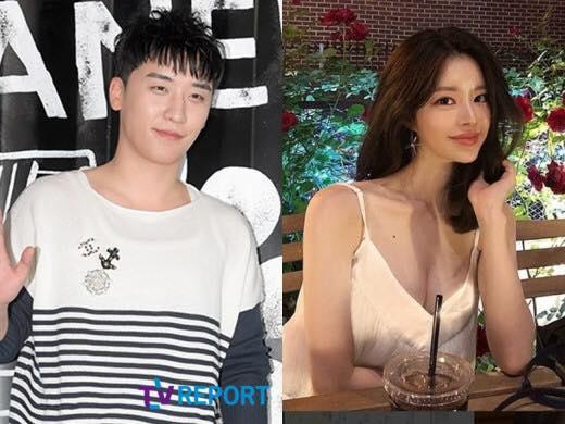 Bạn gái mới của Big Bang Seungri: Ngực khủng, body nóng rực mà sao dân mạng cứ chê ỏng eo quái vật thẩm mỹ-1