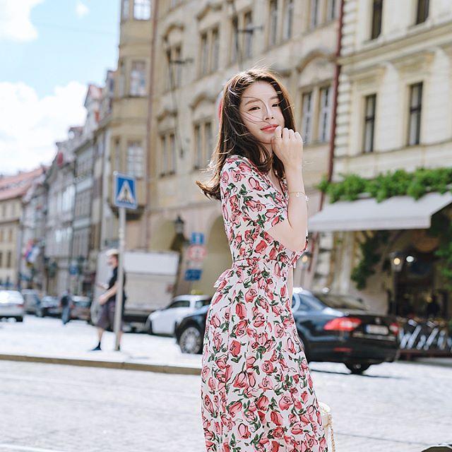 Bạn gái mới của Big Bang Seungri: Ngực khủng, body nóng rực mà sao dân mạng cứ chê ỏng eo quái vật thẩm mỹ-11