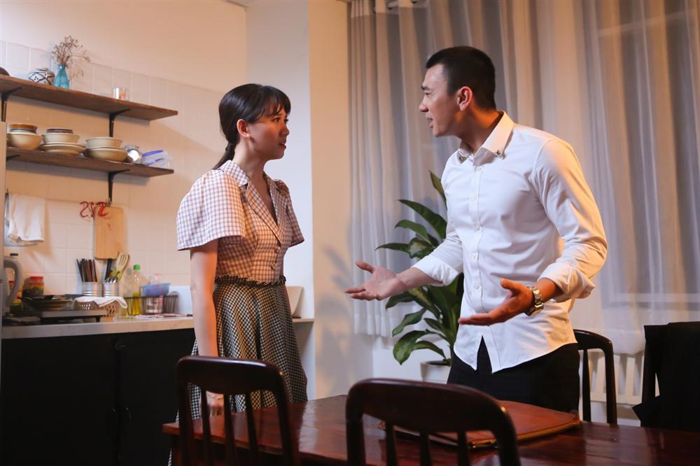 Đây là lời đáp trả của Hari Won sau khi bị Trấn Thành dọa cho ngủ ngoài phòng khách-4