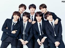 BTS tái kí hợp đồng với BigHit, đập tan suy đoán rời công ty sau khi nổi tiếng