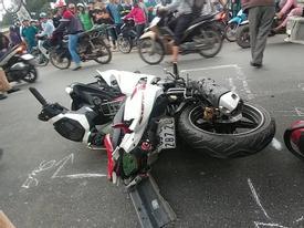 TP.HCM: Xe tải lao dốc đâm liên hoàn, 2 người chết tại chỗ