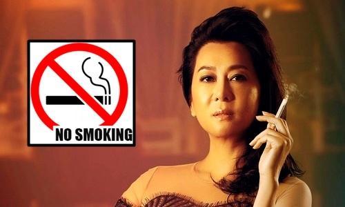 Cấm diễn viên hút thuốc lá trên phim ảnh, sân khấu-1