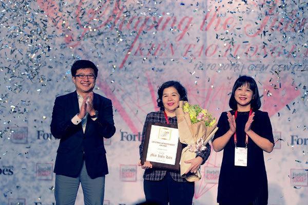 TGĐ Vinamilk được Forbes Việt Nam vinh danh Thành tựu trọn đời-3