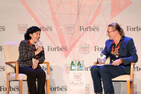 TGĐ Vinamilk được Forbes Việt Nam vinh danh Thành tựu trọn đời-1