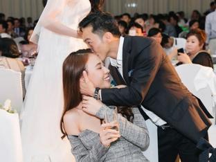 Cường Đô La buột miệng tiết lộ đám cưới với Đàm Thu Trang
