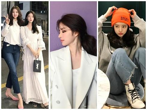 Phong cách thời trang 'nhìn là muốn yêu luôn' của Yoo Hye Won - bạn gái mới Seungri Big Bang