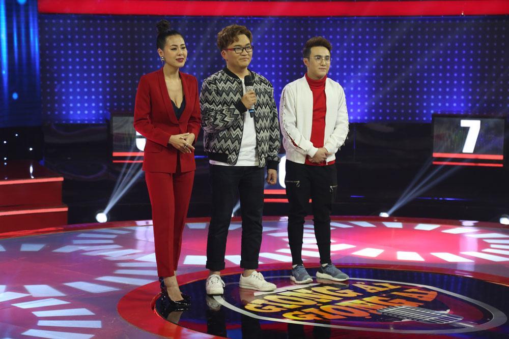 Trấn Thành lỡ lời khiến Phạm Quỳnh Anh tức giận đòi bỏ về khi đang ghi hình gameshow-5