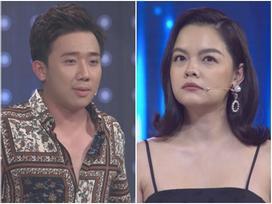 Trấn Thành 'lỡ lời' khiến Phạm Quỳnh Anh tức giận đòi bỏ về khi đang ghi hình gameshow