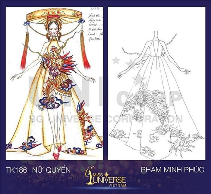 Lộ diện 6 quốc phục của HHen Niê: Sản phẩm nào sẽ được lựa chọn chinh chiến Miss Universe 2018?-4