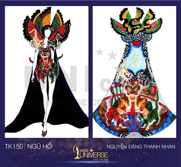 Lộ diện 6 quốc phục của HHen Niê: Sản phẩm nào sẽ được lựa chọn chinh chiến Miss Universe 2018?-13