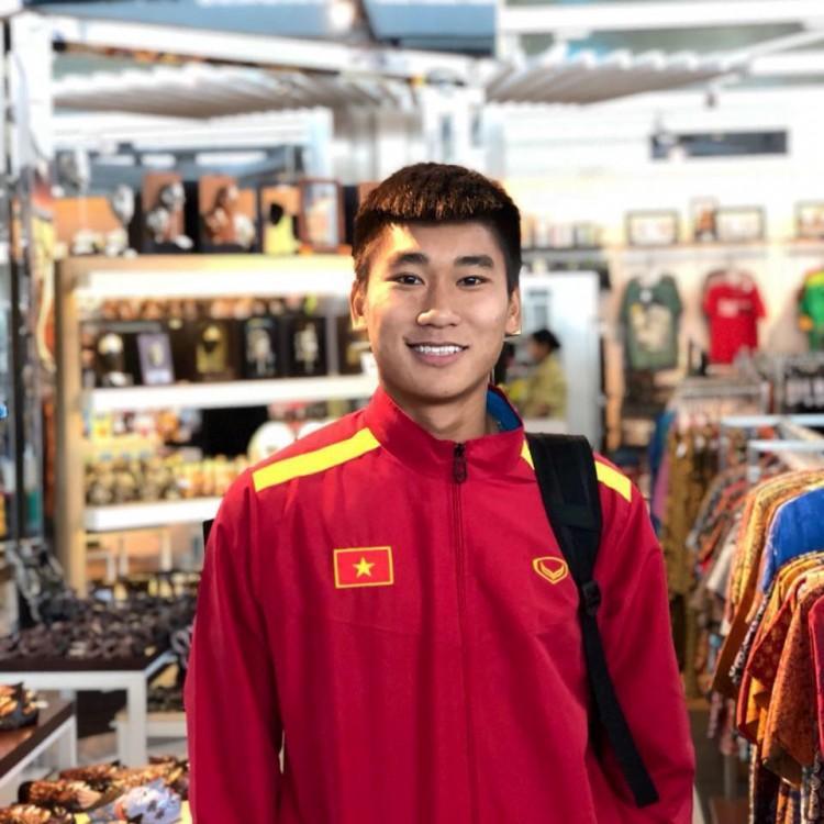 Hot boy ghi bàn cho U19 Việt Nam: Đẹp trai, quyến rũ như Seungri của Big Bang-1