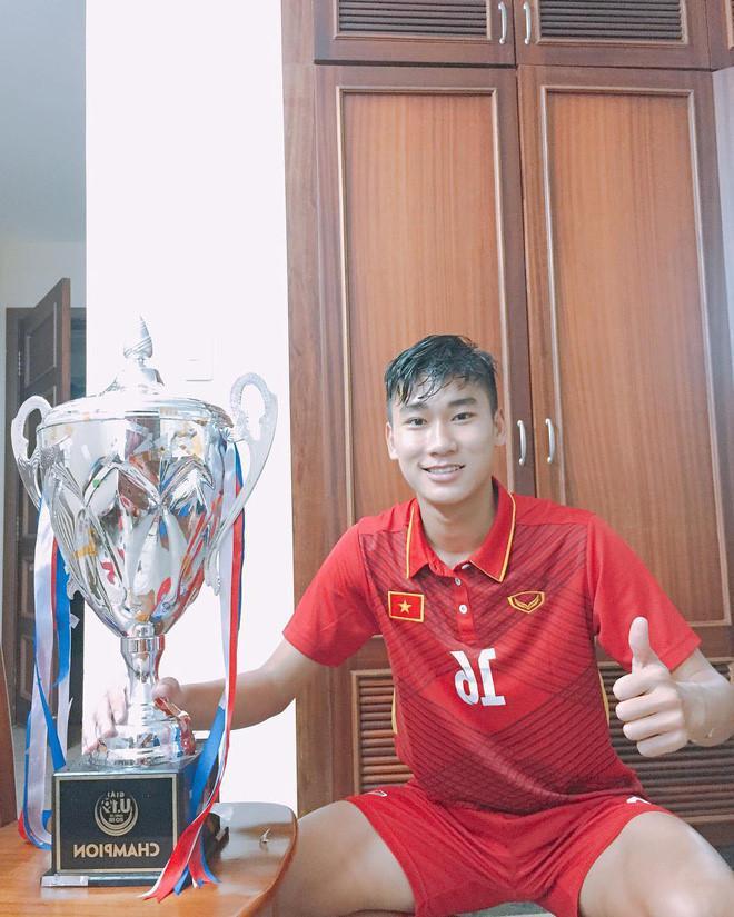 Hot boy ghi bàn cho U19 Việt Nam: Đẹp trai, quyến rũ như Seungri của Big Bang-4