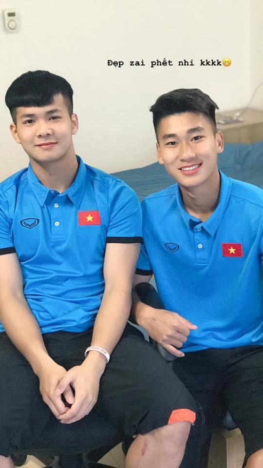 Hot boy ghi bàn cho U19 Việt Nam: Đẹp trai, quyến rũ như Seungri của Big Bang-5