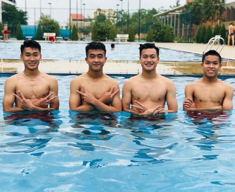Hot boy ghi bàn cho U19 Việt Nam: Đẹp trai, quyến rũ như Seungri của Big Bang-6