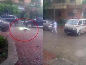 Người đàn ông nhảy từ tầng 8 chung cư xuống đất tử vong tại chỗ