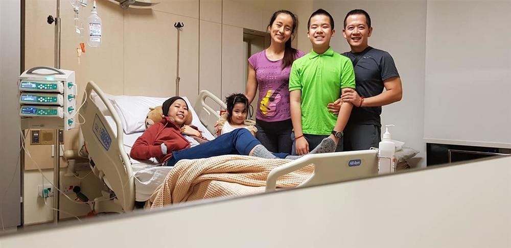 Đạo diễn Những ngọn nến trong đêm kêu gọi ủng hộ con gái chữa ung thư-5