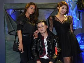 Thanh Duy rũ bỏ mái tóc hồng, Đàm Phương Linh - Thanh Tú cá tính tại showcase 'Lời kết bạn chết chóc'