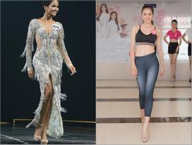 Đôi giày 1,9 triệu là 'thần may mắn' của hoa hậu Tiểu Vy, H'Hen Niê