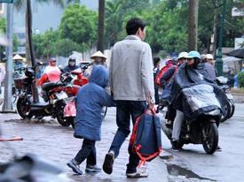 Dự báo thời tiết 20/10: Mưa, lạnh tiếp tục ở Hà Nội