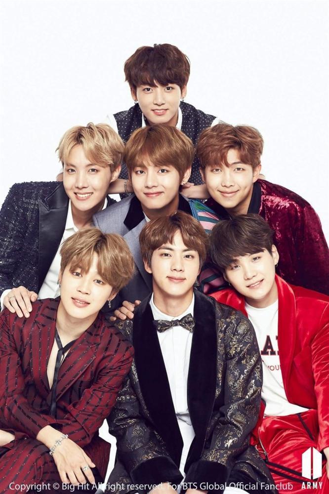 Cuộc chinh phạt thị trường Âu - Mỹ: BTS đã chính thức nộp đề cử về hội đồng giải thưởng Grammy 2019-1