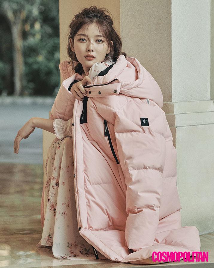Sao nhí xinh đẹp nhất xứ Hàn Kim Yoo Jung quyến rũ bất ngờ trên tạp chí-2