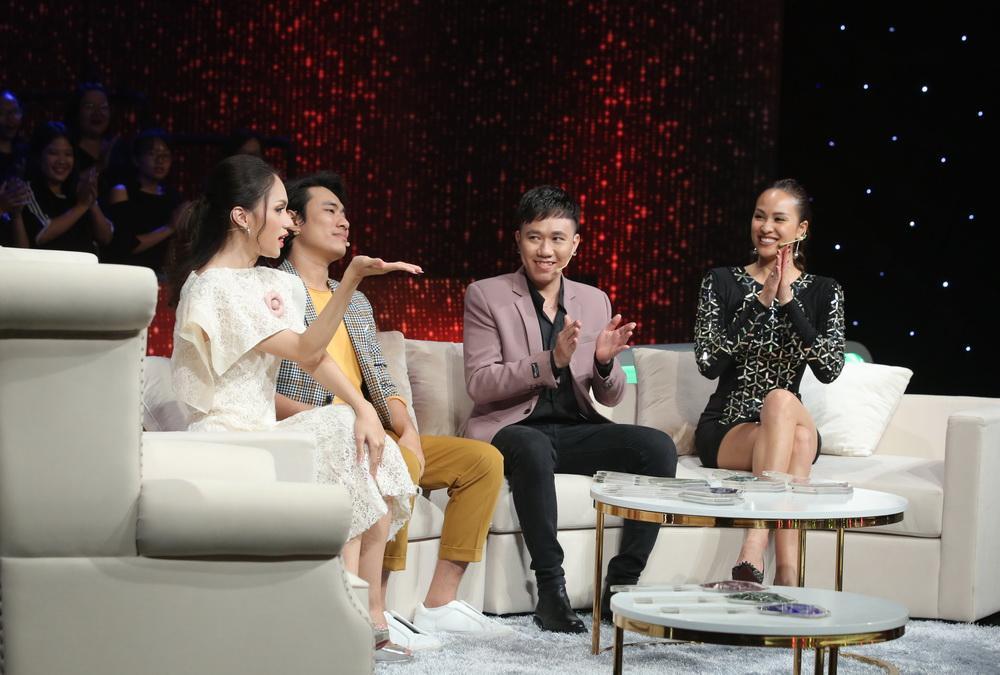 Hương Giang tự tin khẳng định có con mắt nhìn đàn ông số 1 cộng đồng LGBT-2