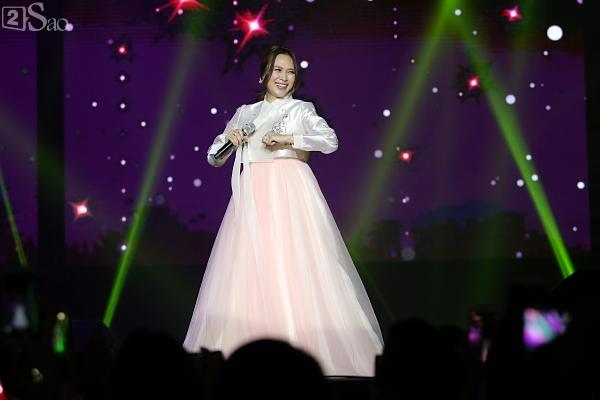 Diện hanbok trên xứ Hàn, Mỹ Tâm lần đầu tiên thừa nhận viết được hit nhờ chuyện buồn chia tay người yêu-11