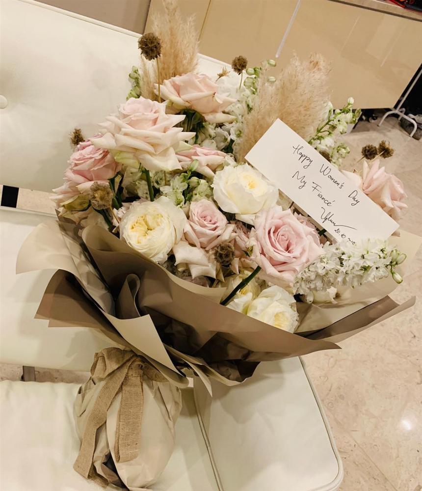 Sau lời buột miệng ngọt ngào của Cường Đô La về đám cưới, Đàm Thu Trang công khai gọi người yêu là Chồng-2