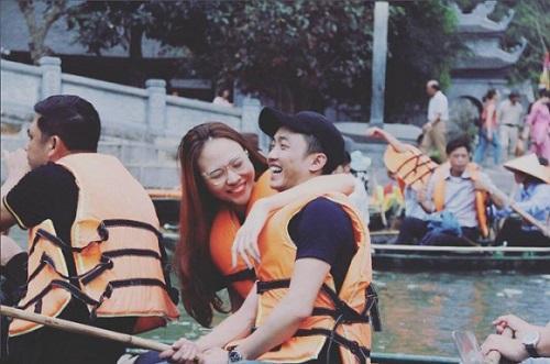 Sau lời buột miệng ngọt ngào của Cường Đô La về đám cưới, Đàm Thu Trang công khai gọi người yêu là Chồng-3