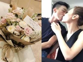 Sau lời buột miệng ngọt ngào của Cường Đô La về đám cưới, Đàm Thu Trang công khai gọi người yêu là 'Chồng'
