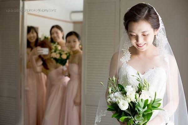 Để mặc vừa váy cưới, cô dâu trẻ giảm cân đến nỗi suýt vô sinh-1