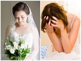Để mặc vừa váy cưới, cô dâu trẻ giảm cân đến nỗi suýt vô sinh