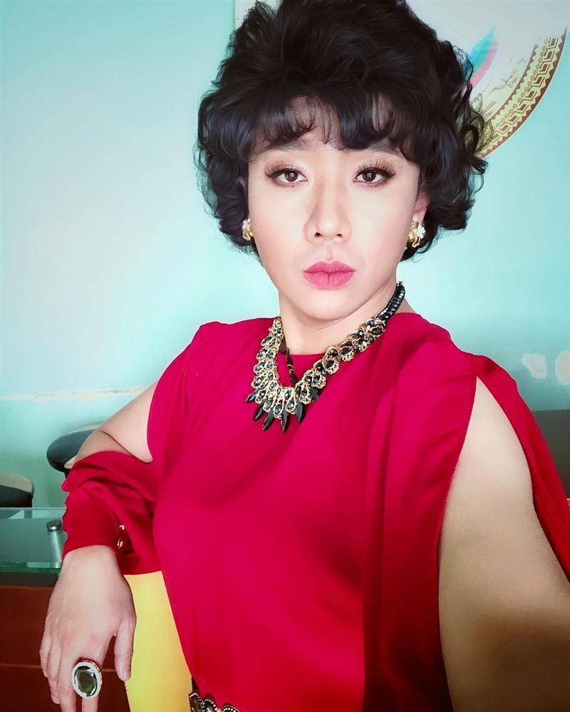 Angela Phương Trinh gây bất ngờ với mái tóc ngắn cá tính-2