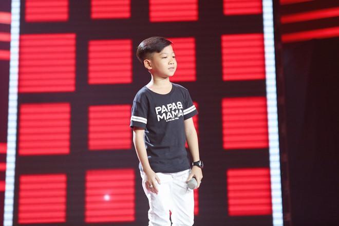 Cậu bé 11 tuổi được chọn ở Giọng hát Việt nhí chỉ là chiêu bài?-1