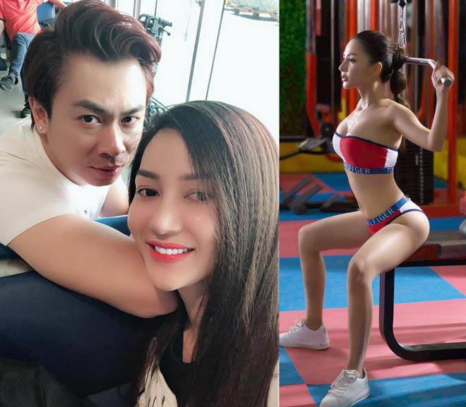 Bạn gái Hồ Việt Trung: Hạn chế hở hang dù ít khi bị bạn trai nhắc nhở-1