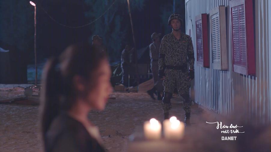 Ơn giời, cuối cùng diễn xuất của Khả Ngân và Song Luân cũng cải thiện đáng kể trong Hậu duệ mặt trời Việt Nam!-2