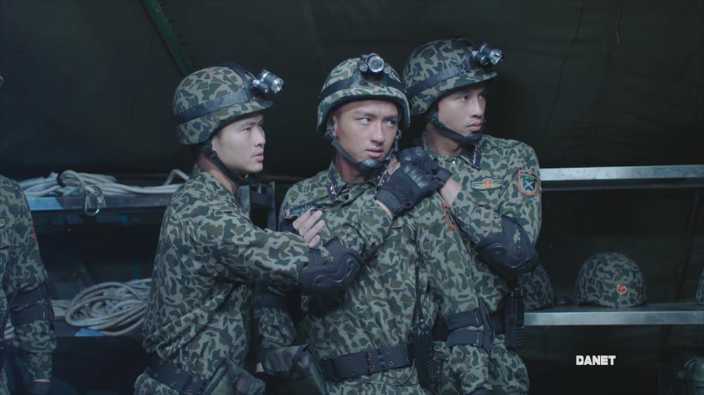 Ơn giời, cuối cùng diễn xuất của Khả Ngân và Song Luân cũng cải thiện đáng kể trong Hậu duệ mặt trời Việt Nam!-6