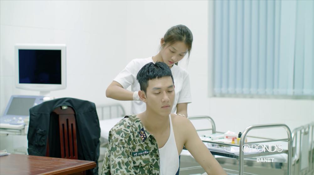 Ơn giời, cuối cùng diễn xuất của Khả Ngân và Song Luân cũng cải thiện đáng kể trong Hậu duệ mặt trời Việt Nam!-4