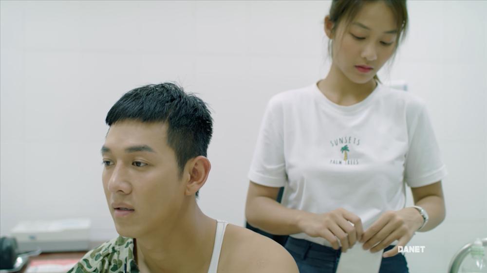Ơn giời, cuối cùng diễn xuất của Khả Ngân và Song Luân cũng cải thiện đáng kể trong Hậu duệ mặt trời Việt Nam!-3