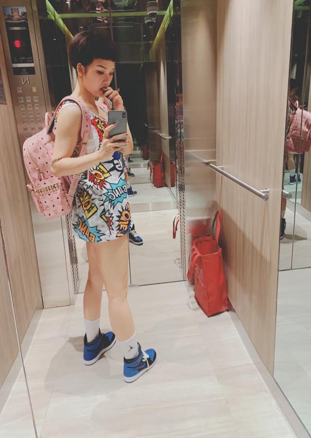 Dù liên tục bị chê mặc xấu, Miu Lê vẫn diện quần rách te tua không khác gì dân bụi đời chợ lớn ra ngoài-4