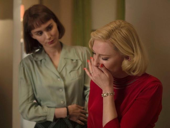 Cate Blanchett bênh vực quyền được đóng phim LGBT của các diễn viên dị tính-1