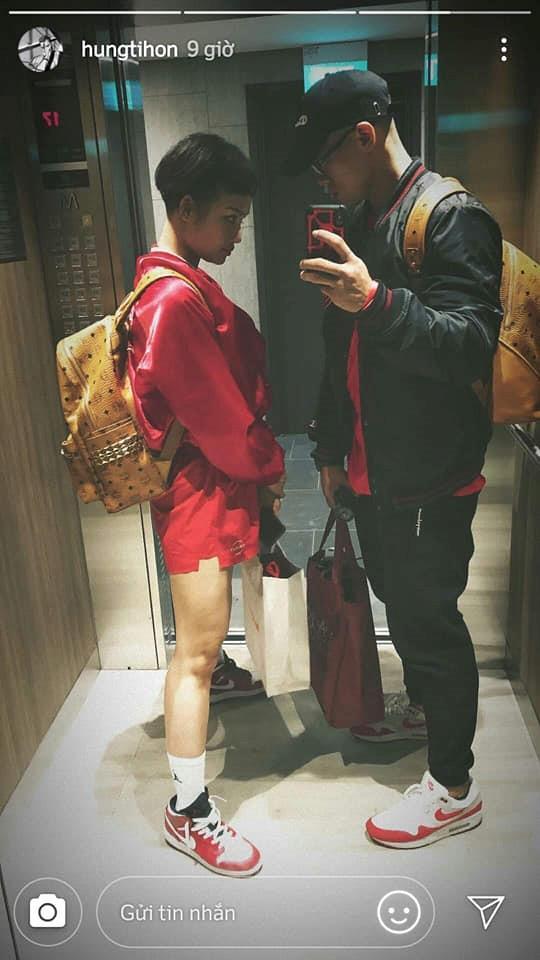 Bạn trai mới của Miu Lê là HLV thể hình điển trai, body 6 múi?-1