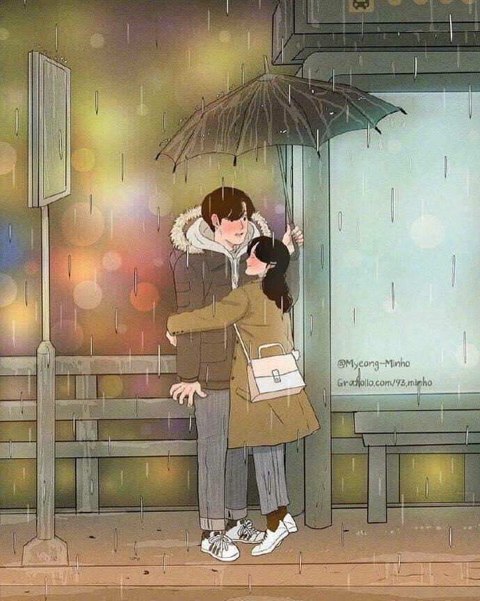 Chất như nước cất bộ ảnh về tình yêu giản dị, bình yên nhưng chỉ cần thế là quá đủ...-3