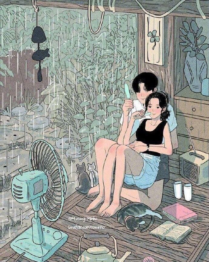 Chất như nước cất bộ ảnh về tình yêu giản dị, bình yên nhưng chỉ cần thế là quá đủ...-6