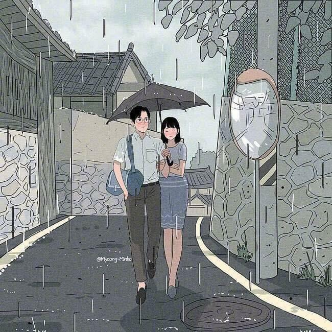 Chất như nước cất bộ ảnh về tình yêu giản dị, bình yên nhưng chỉ cần thế là quá đủ...-7