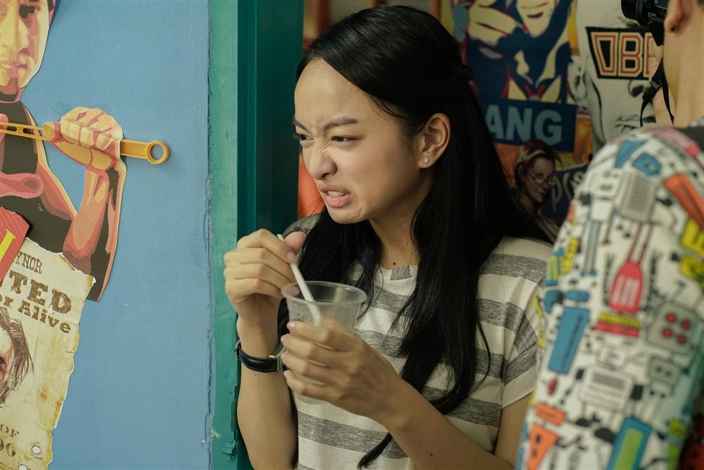 Kaity Nguyễn bị Thái Hòa tát sấp mặt vì dám ăn nói hỗn láo-6