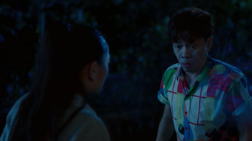 Kaity Nguyễn bị Thái Hòa tát sấp mặt vì dám ăn nói hỗn láo-8