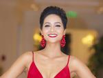 Trước ngày chinh chiến Miss Universe 2018, HHen Niê sung sướng khoe hàm răng khểnh nay đã đều tăm tắp-7