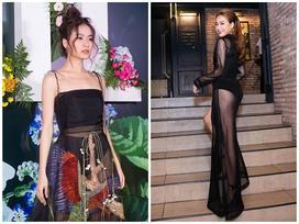 Mặc váy lộ nội y lại còn pha họa tiết 'nhìn gà hóa cuốc', Hoàng Thùy Linh bị chê tả tơi vì ăn mặc phản cảm