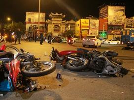 2 nạn nhân nguy kịch sau vụ nữ tài xế lái BMW tông liên hoàn ở Sài Gòn